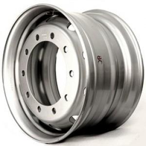 Грузовой колесный диск JUNTA 11,75x22,5 M22 10/335/281/120 alive
