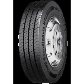 Грузовая шина Continental 245/70R17.5 143/141L (146/146F) TL Conti Scandinavia HT3 EU LRH 16PR M+S 3PMSF