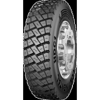 Грузовая шина Continental 315/80R22.5 156/150K TL HDC1 ED EU LRJ 18PR M+S 3PMSF