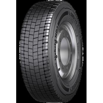 Грузовая шина Continental 265/70R19.5 140/138M TL Conti Hybrid HD3 EU LRH 16PR M+S 3PMSF