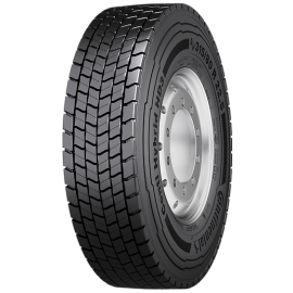Грузовая шина Continental 315/80R22.5 156/150L (154/150M) Conti Hybrid HD3 EU LRL 20PR M+S 3PMSF