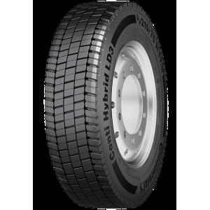 Грузовая шина Continental 215/75R17.5 126/124M TL Conti Hybrid LD3 EU LRF 12PR M+S 3PMSF