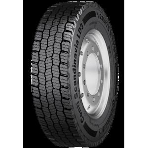 Грузовая шина Continental 215/75R17.5 126/124M TL Conti Scandinavia LD3 EU LRF 12PR M+S 3PMSF