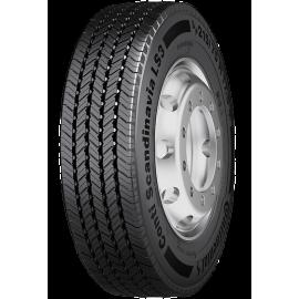 Грузовая шина Continental 215/75R17.5 126/124M TL Conti Scandinavia LS3 EU LRF 12PR M+S 3PMSF