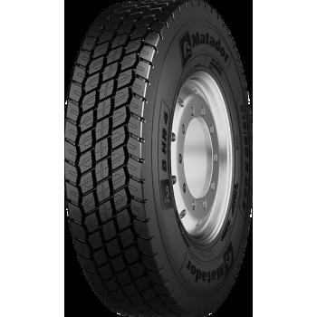 Грузовая шина Matador 295/80R22.5 152/148M TL D HR 4 EU LRH 16PR M+S 3PMSF